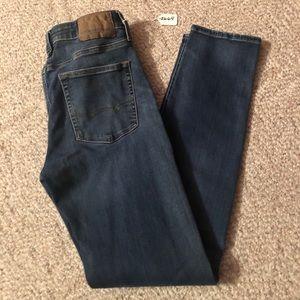 American Eagle Slim Fit Flex Jeans 29 x 32 2664
